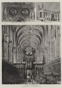 Cambridge Illustrated by Henry William Brewer