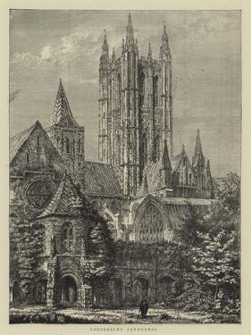 Canterbury Cathedral by Henry William Brewer