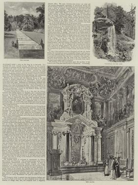 Chatsworth by Henry William Brewer