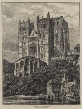 Durham Cathedral by Henry William Brewer