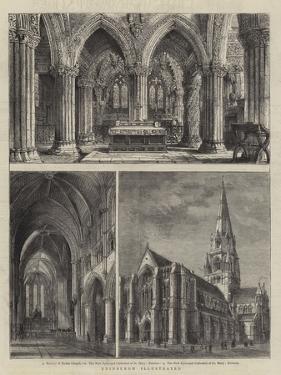 Edinburgh Illustrated by Henry William Brewer