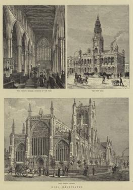 Hull Illustrated by Henry William Brewer