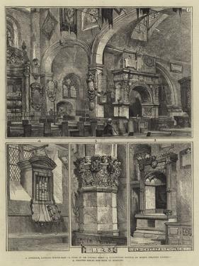 Old Chelsea Church by Henry William Brewer