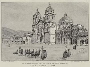 The Revolution in Peru by Henry William Brewer