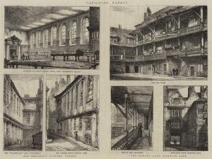 Vanishing London by Henry William Brewer