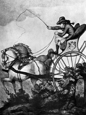 Sir Gregory Gigg, 1732 by Henry William Bunbury