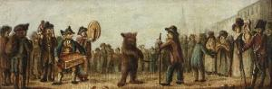 The Dancing Bear by Henry William Bunbury