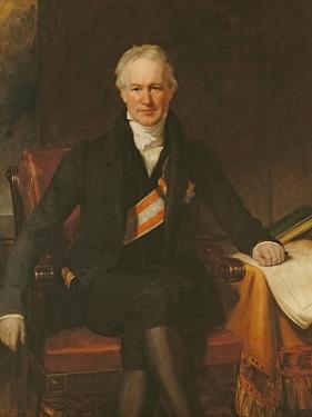 Baron Alexander Von Humboldt by Henry William Pickersgill