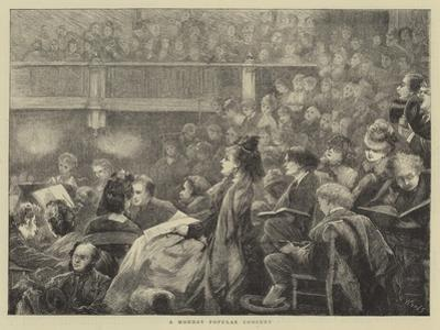 A Monday Popular Concert