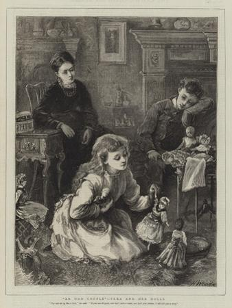 An Odd Couple, Vera and Her Dolls