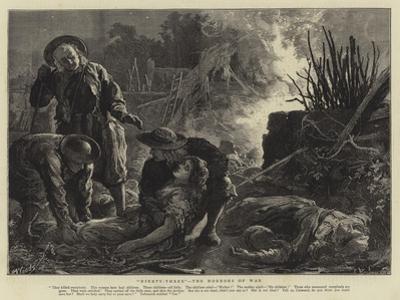Ninety-Three, the Horrors of War