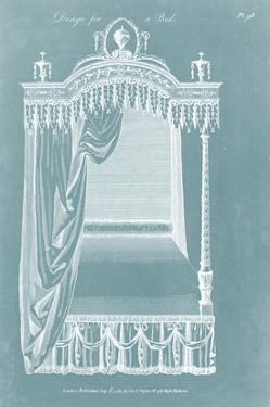 Design for a Bed II by Hepplewhite