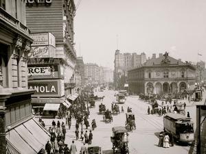 Herald Square, New York City