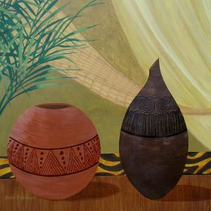 African Style I by Herb Dickinson