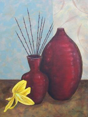 Crimson Pursuit by Herb Dickinson