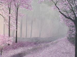 Morning Walk by Herb Dickinson