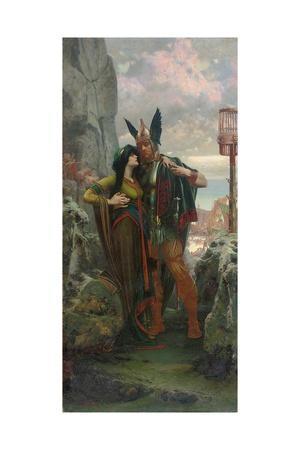 The Viking Farewell, 1905