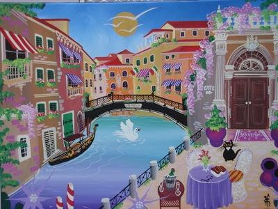 Venice, Italy, 2010-12
