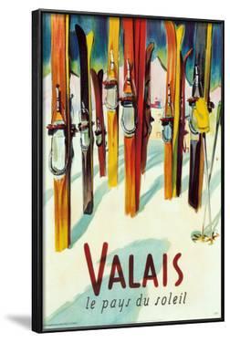 Valais by Herbert Libiszewski