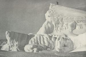 'On the Summit of an Iceberg', c1911, (1913) by Herbert Ponting