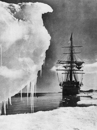 The Terra Nova, 1911