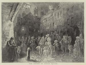 The Ghosts of Gough Square by Herbert Railton