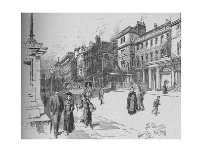 'War Office, Pall Mall', c1890