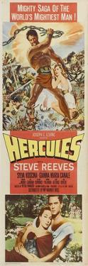Hercules, 1959