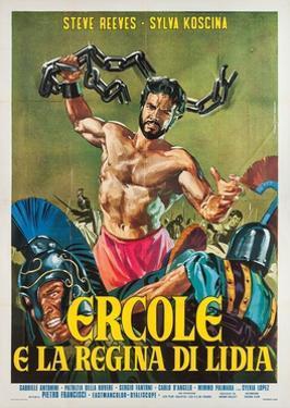 Hercules Unchained, 1959 (Ercole E La Regina Di Lidia)