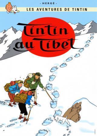 Tintin au Tibet, c.1960 by Hergé (Georges Rémi)