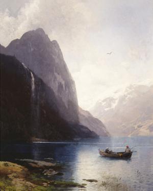 Fjords Norway by Herman Herzog