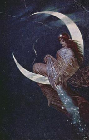 The Fairy of the Moon