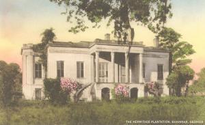 Hermitage Plantation, Savannah, Georgia