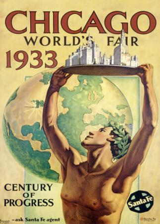 World's Fair, Chicago, c.1933