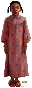 Hero Girl - The Polar Express Lifesize Standup
