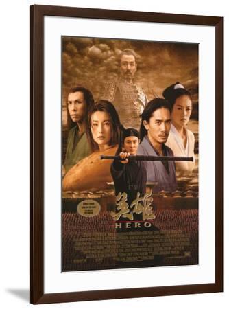 Hero--Framed Poster