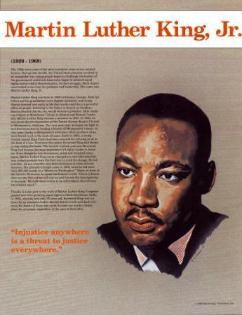 Heroes of the 20th Century - Martin Luther King Jr.