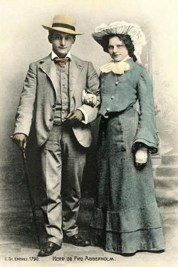 Herr Og Fru Aggerholm