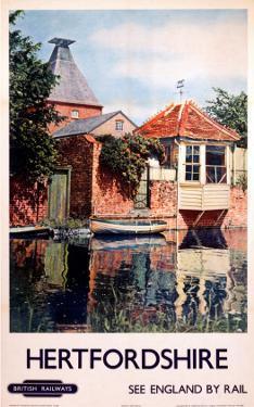 Hertfordshire, BR (ER), c.1948-1965
