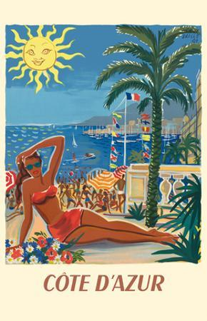 Cote d'Azur - France - The French Riveria