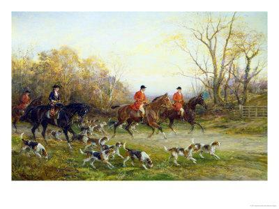 The Start of the Hunt
