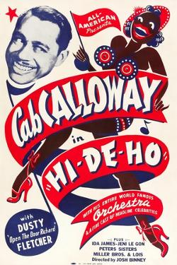 HI-DE-HO, Cab Calloway, 1947