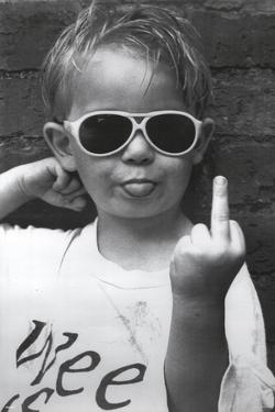 Hi Mum (Middle Finger)