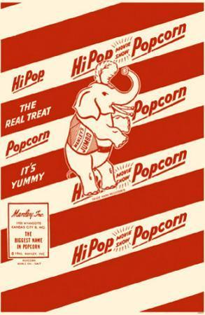 Hi Pop Popcorn