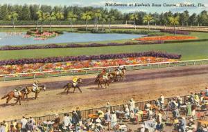 Hialeah Race Track, Florida