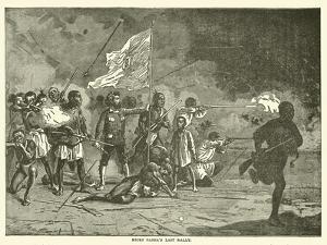 Hicks Pasha's Last Rally