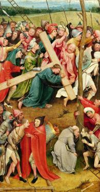 Christ Carrying the Cross, 1485-90 by Hieronymus Bosch