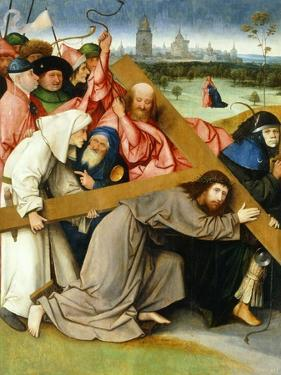 Christ Carrying the Cross, 1505-1507 by Hieronymus Bosch