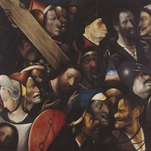 Christ Carrying the Cross, 1515-1516 by Hieronymus Bosch