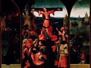 St. Liberata Triptych by Hieronymus Bosch